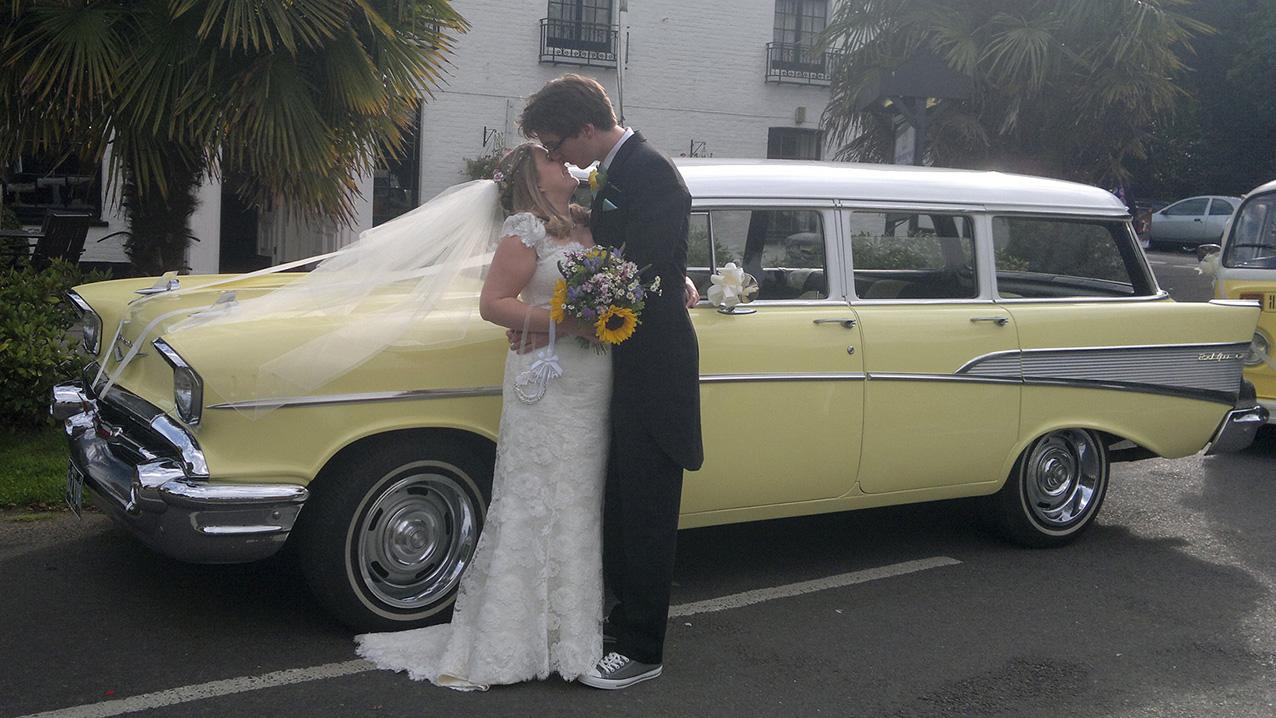 Hire a Wedding Car in Devon