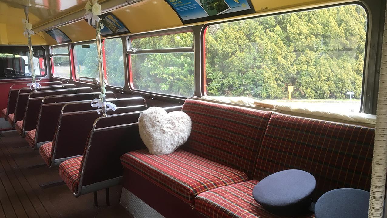 Routemaster London Bus