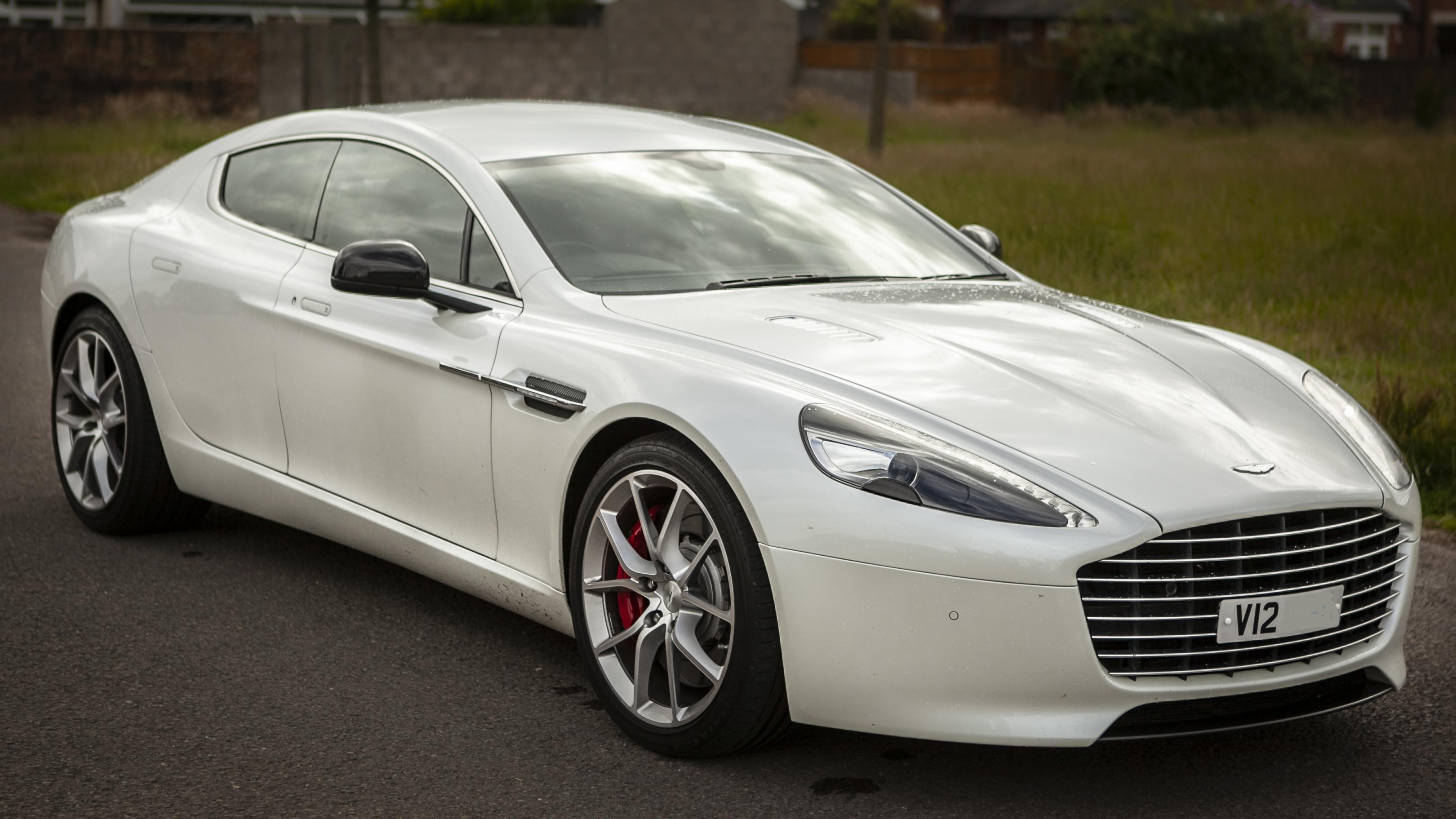 Aston Martin V12 Rapide 'S'