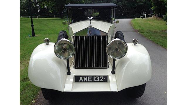 Rolls-Royce Grand Tourer