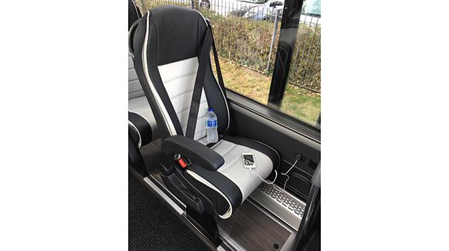 Mercedes Mini Coach