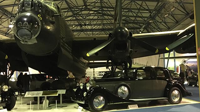 Rolls-Royce Phantom II Continental LWB