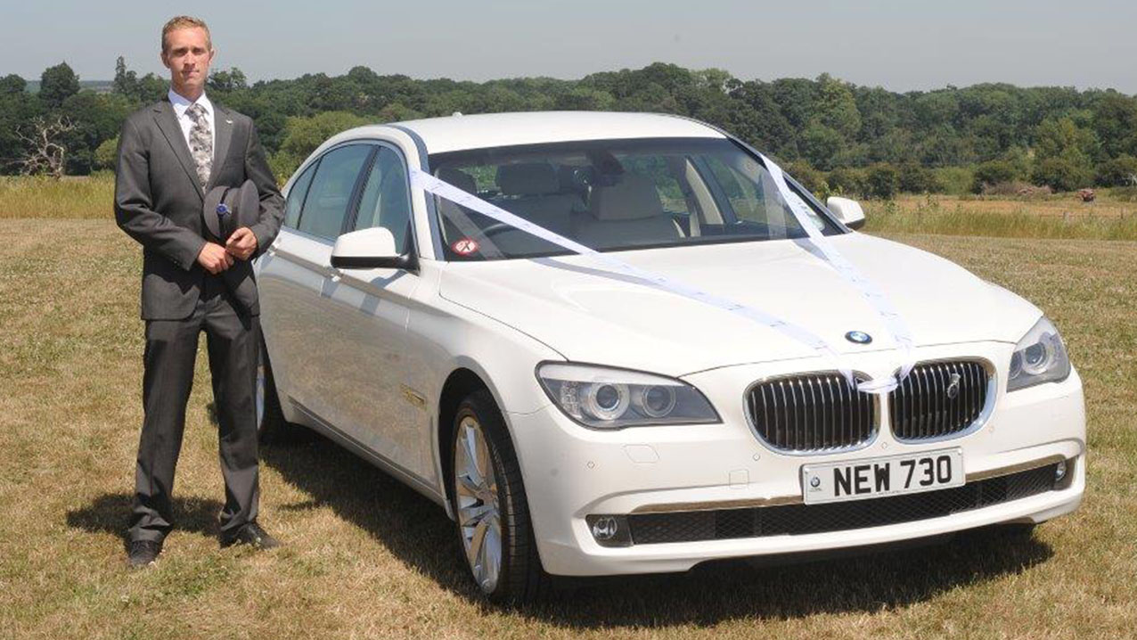 BMW 730 SE LWB