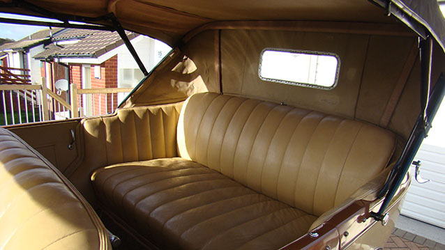 Buick Phaeton Tourer