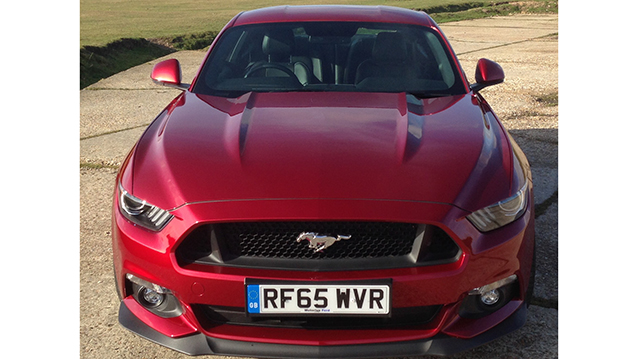 Ford Mustang 5.0L V8