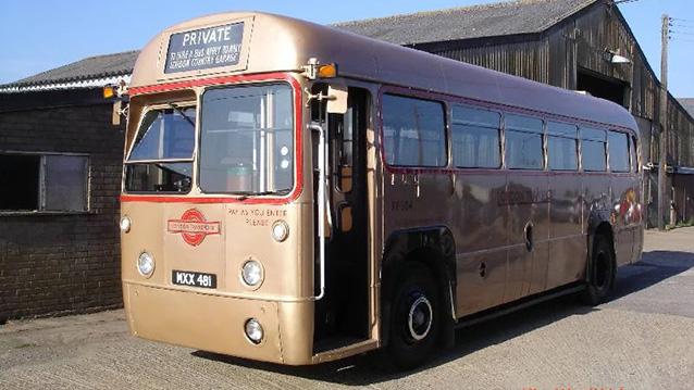 Regal AEC London Bus