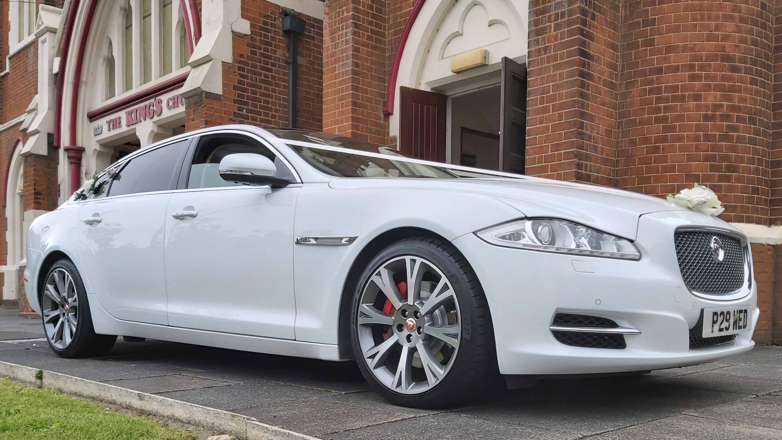 Jaguar XJ Portfolio LWB