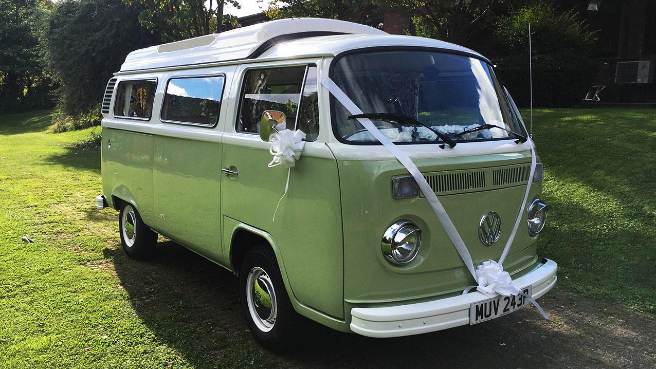 Volkswagen Campervan T2