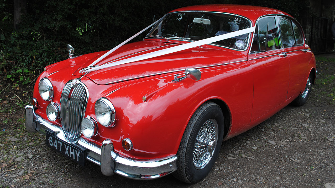 Jaguar MK II 3.8 Litre