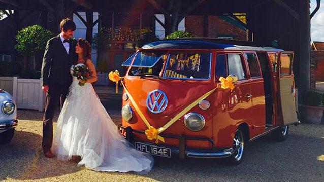 Volkswagen Splitscreen Campervan