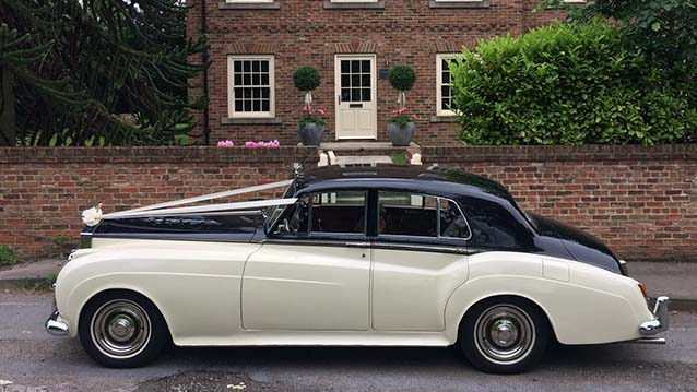 Rolls-Royce Silver Cloud II