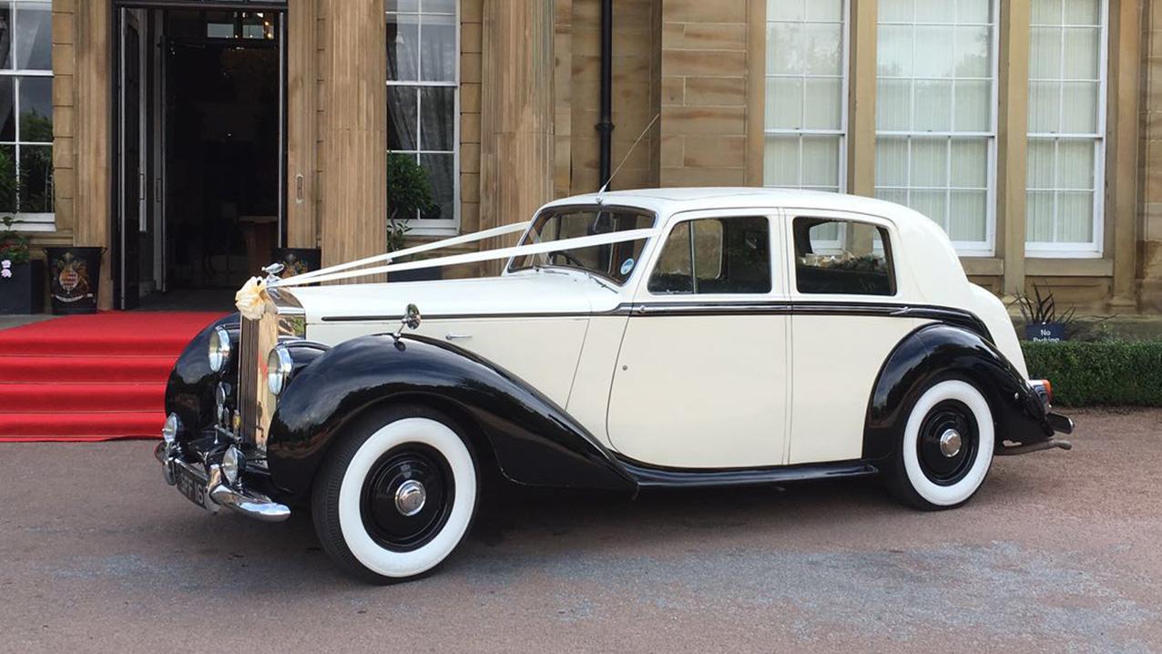 Rolls-Royce Silver Dawn