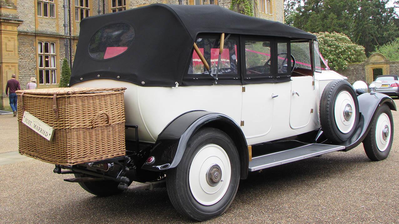 Rolls-Royce Open Tourer