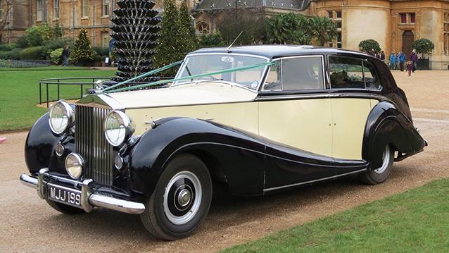 Rolls-Royce Silver Wraith