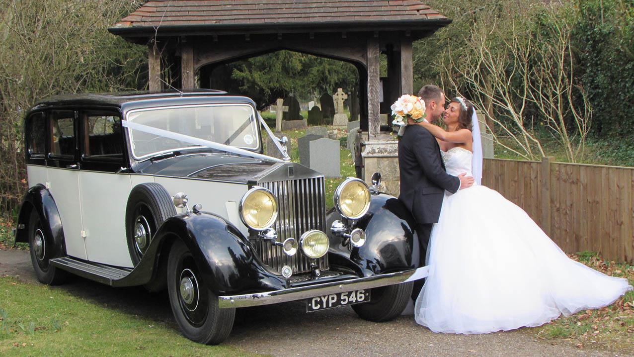 Rolls-Royce 25/30 Limousine