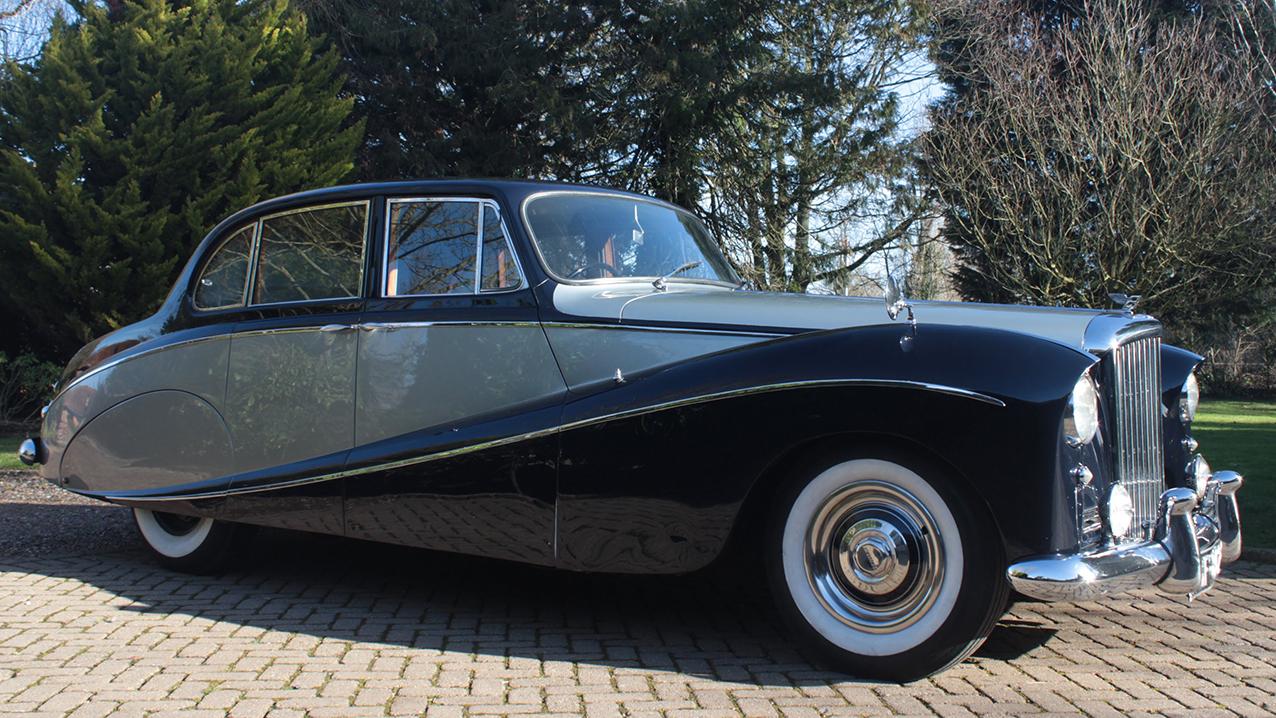 Bentley S1 Hooper Empress