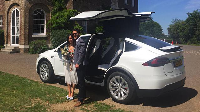 Tesla 'X' P100D