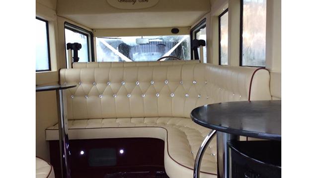 Imperial Regent Bus