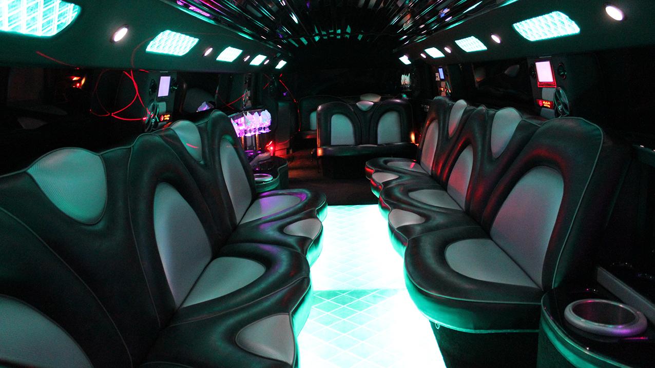 Hummer H2 Limousine