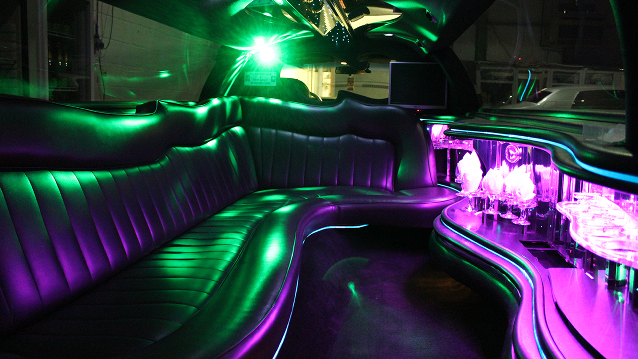 Lincoln 30ft USA Stretched Limousine