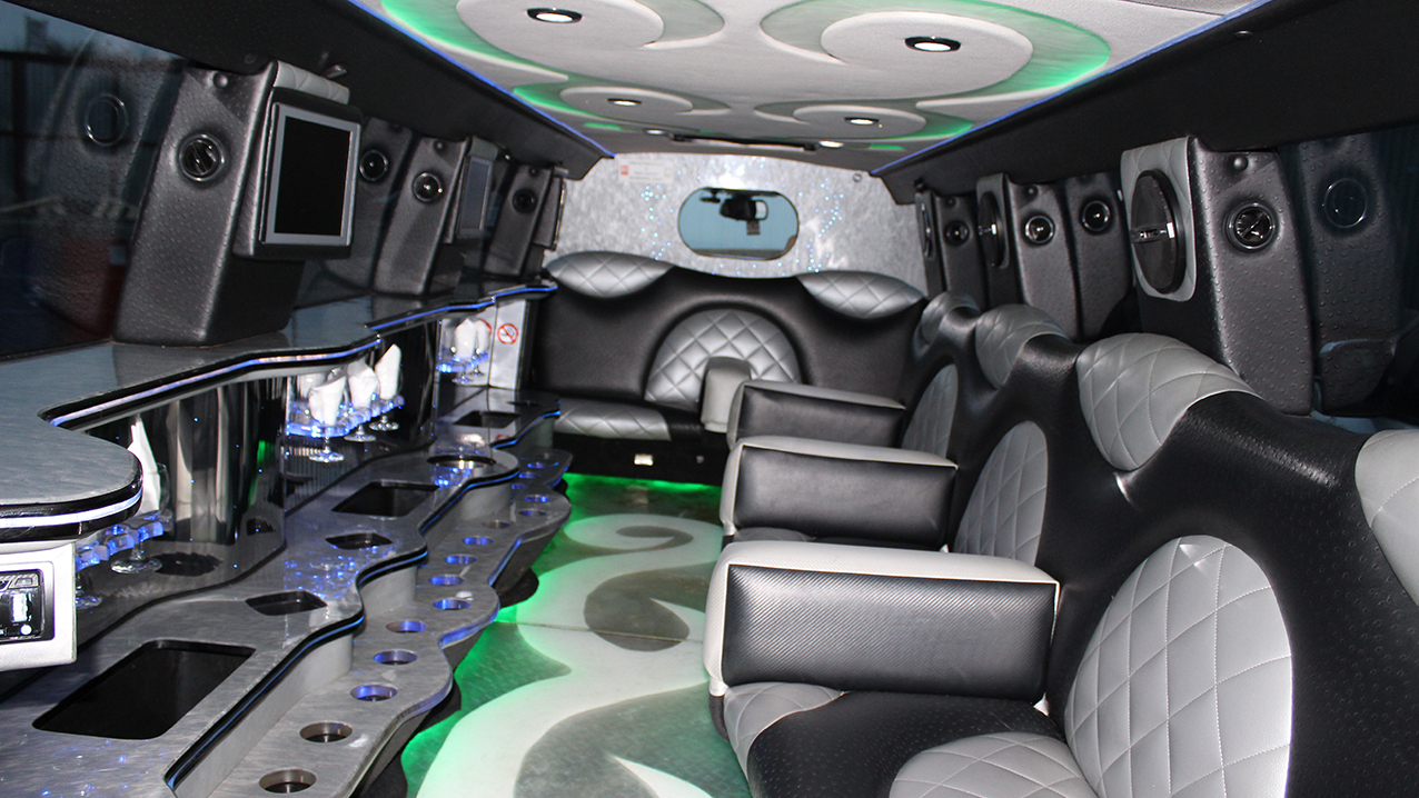Range Rover Sport Stretched Limousine