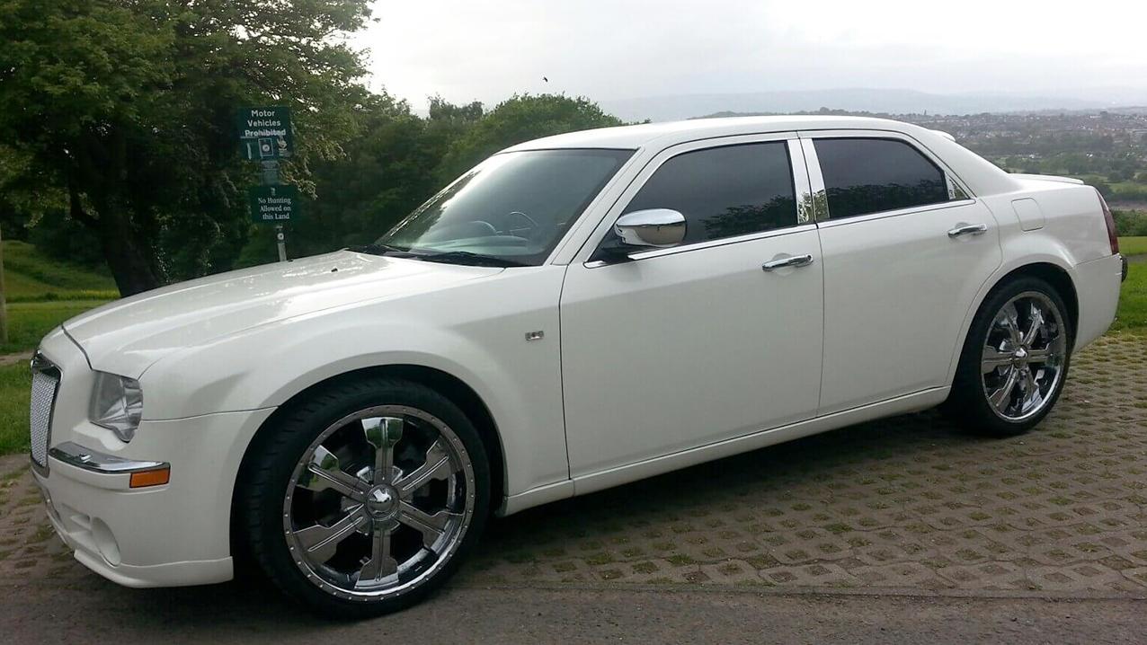 Chrysler 300c Saloon