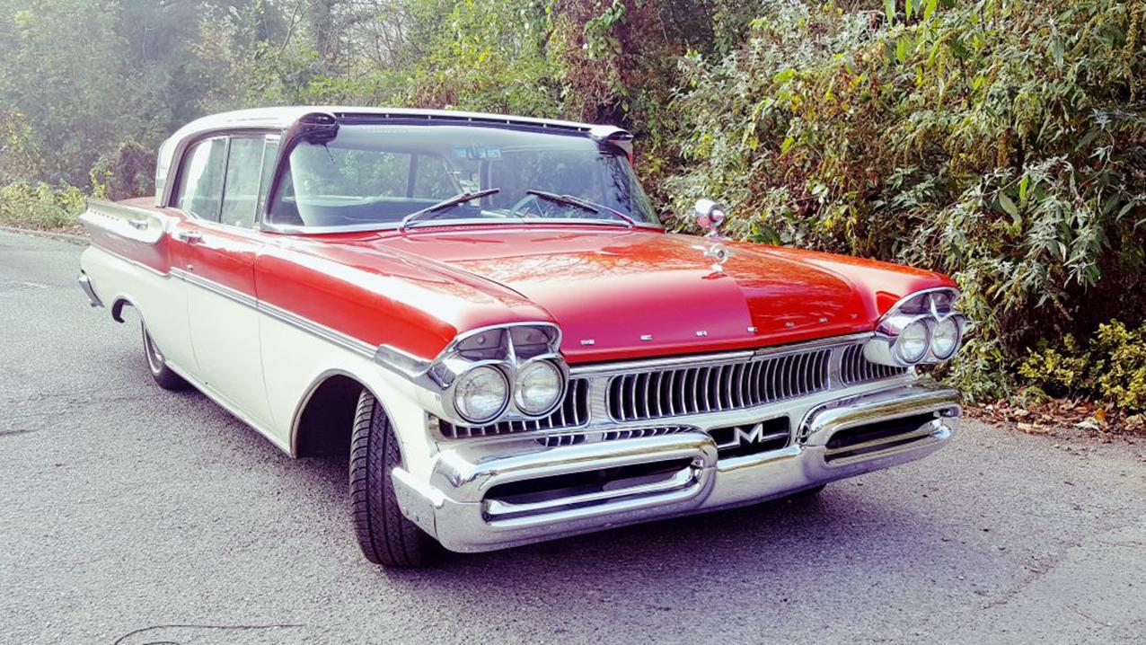 Ford Mercury Turnpike Cruiser