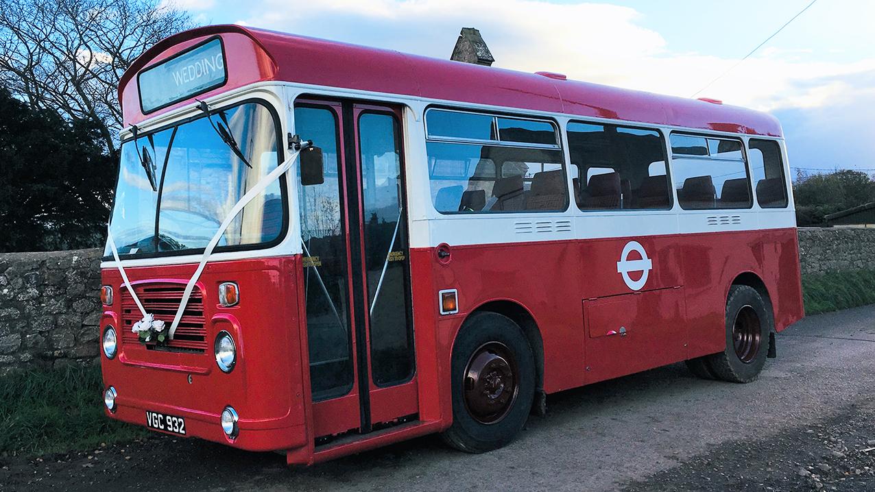 Bristol LHS Bus