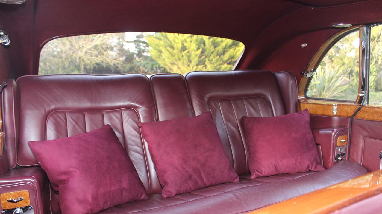 Rolls-Royce Phantom V Sedanca