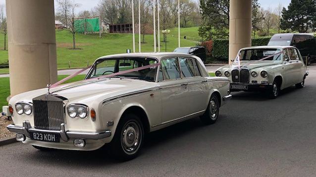 Rolls-Royce Silver Shadow I