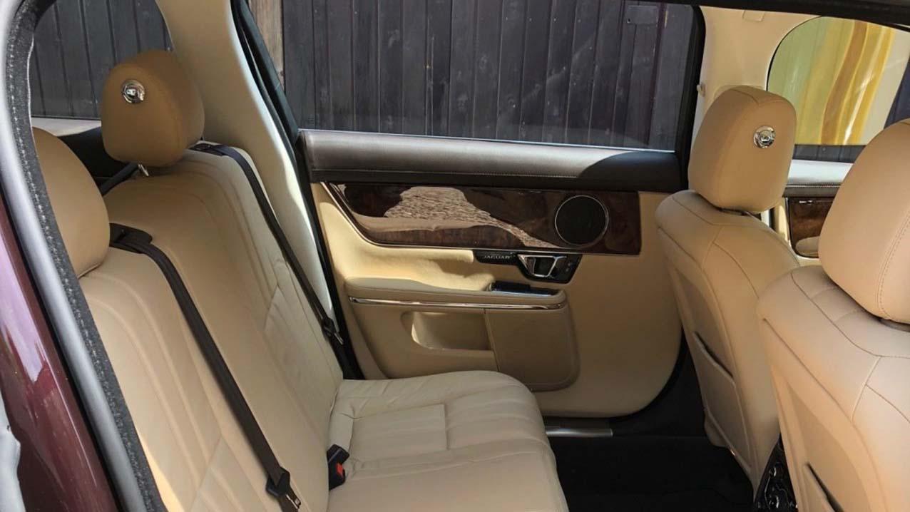Jaguar XJ Stretched Limousine