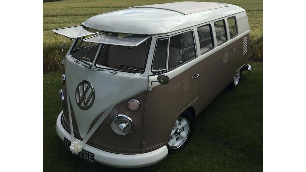 Volkswagen Split Screen Campervan