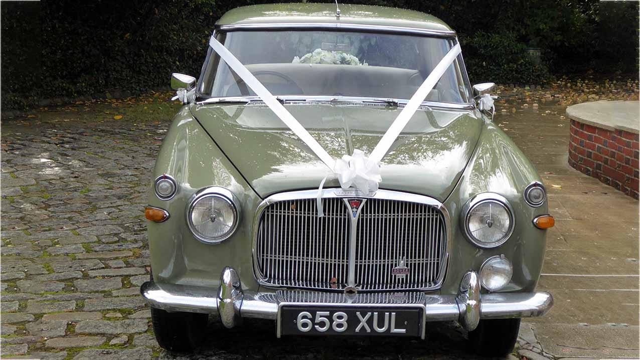 Rover P5 3 Litre MK I