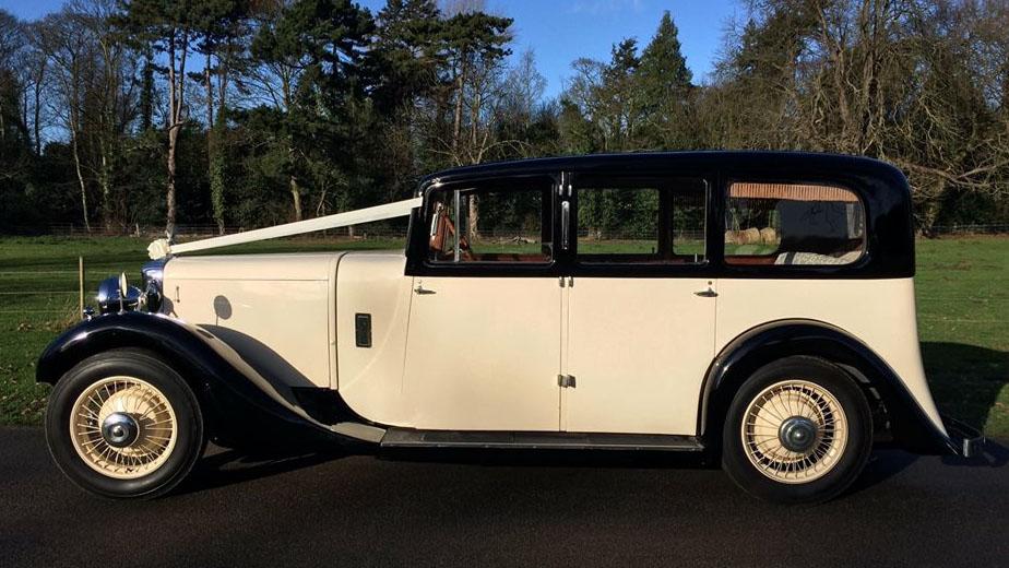 Daimler Straight Eight Limousine