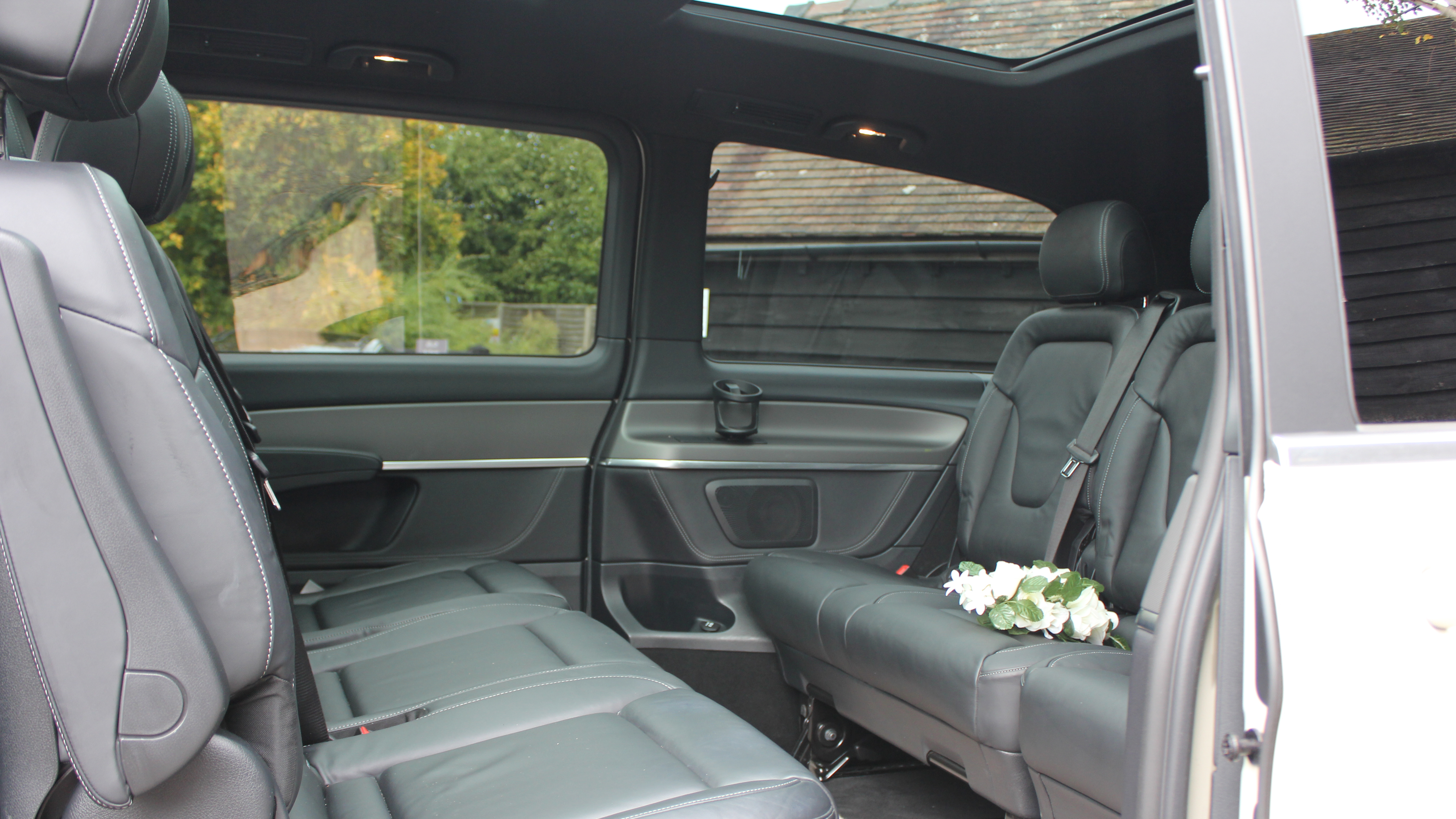 Mercedes V-Class Sport
