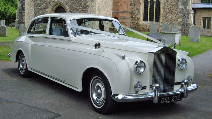 Rolls-Royce Silver Cloud I LWB