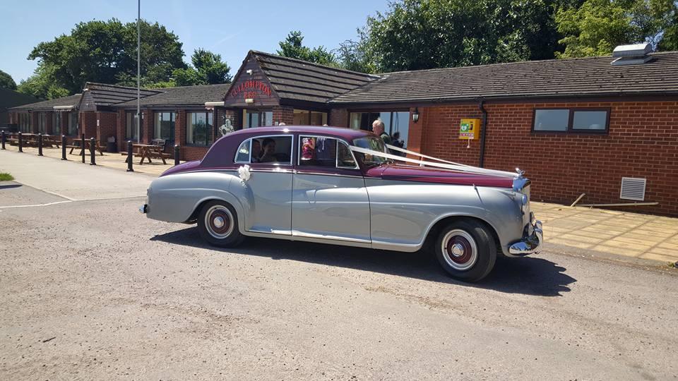 Bentley 'R' Type C20