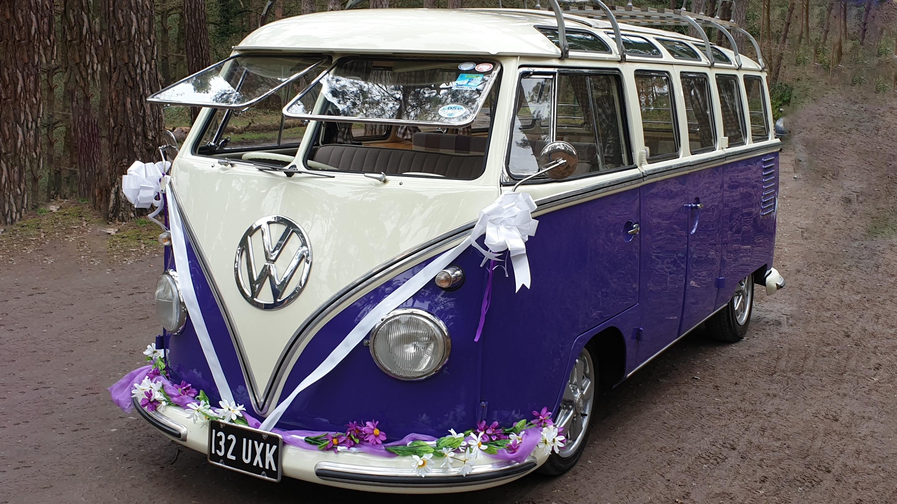 Volkswagen Samba Camper Van