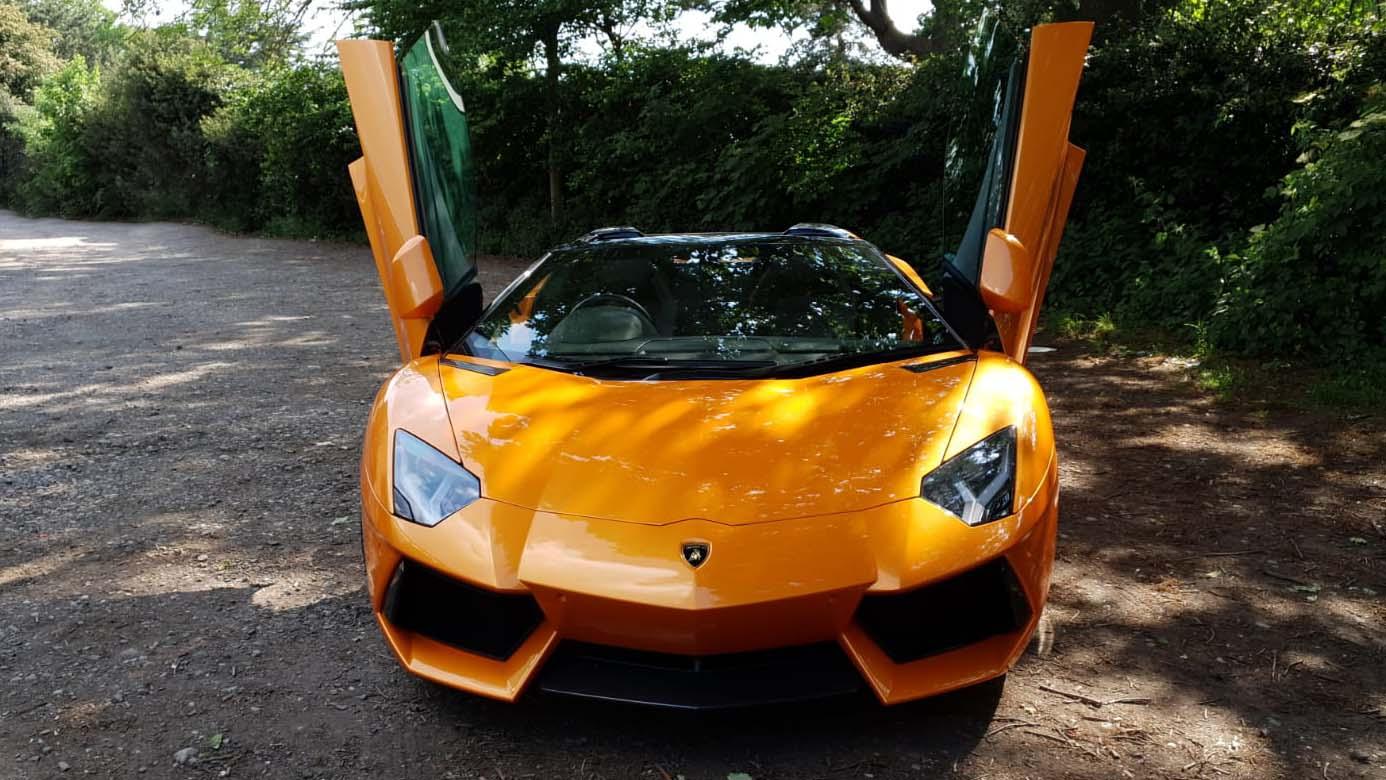 Lamborghini Aventador V12
