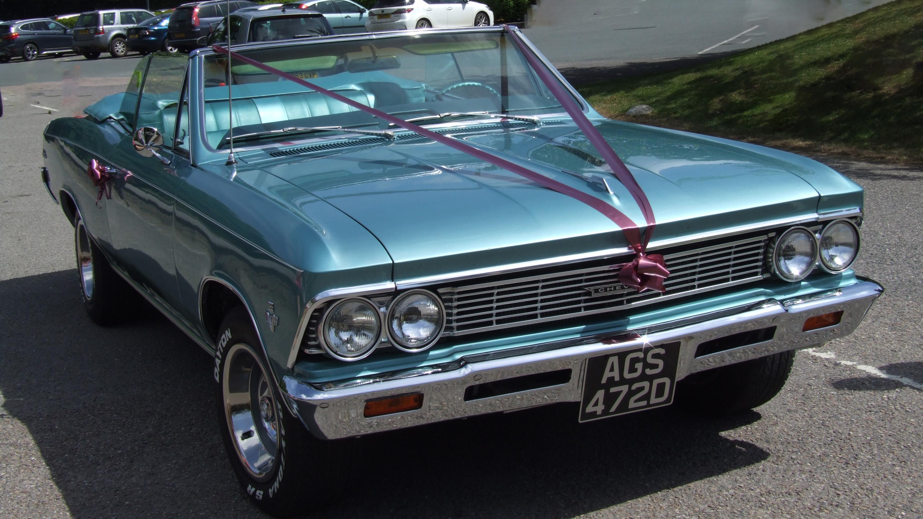 Chevrolet Chevelle Malibu Convertible