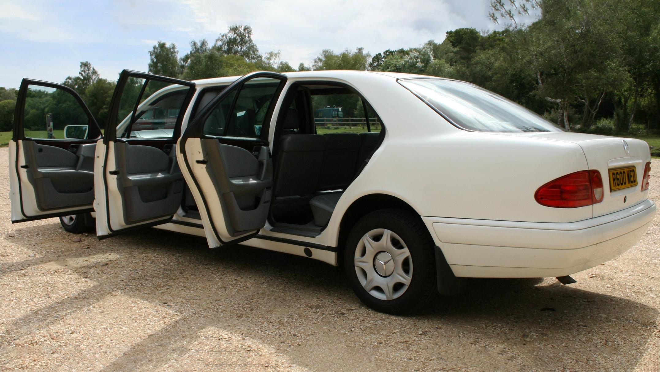 Mercedes 'S' Class Limousine