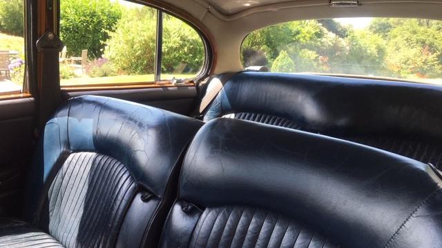 Jaguar MKII 'S' Type
