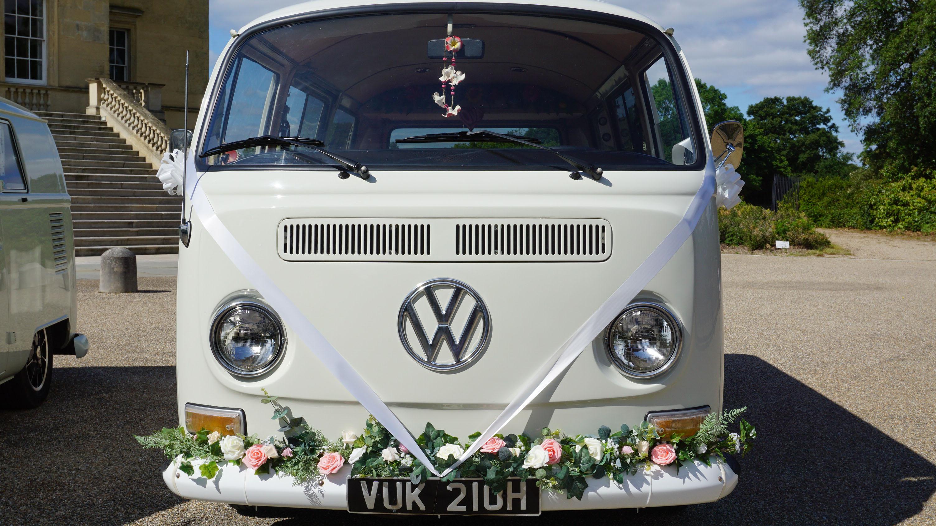 Volkswagen Bay Window Camper Van