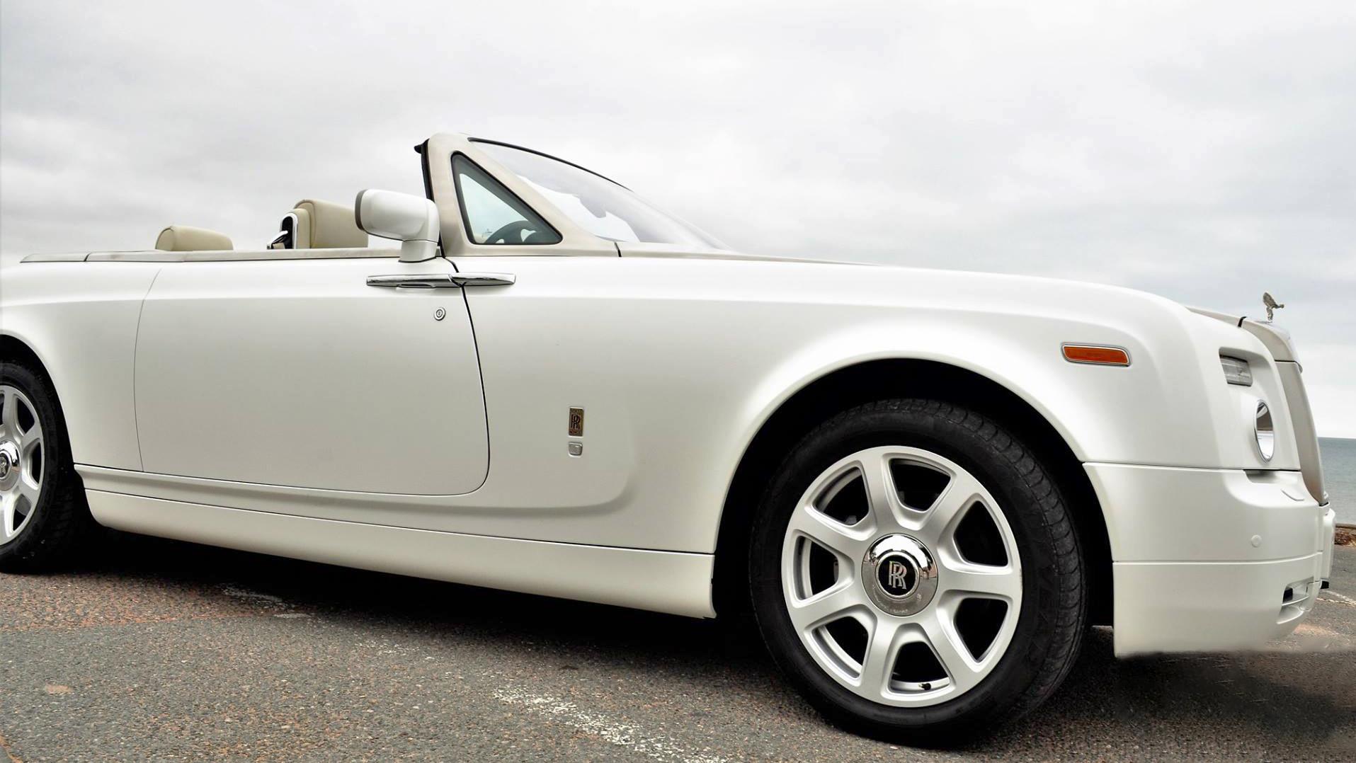 Rolls-Royce Phantom Drophead