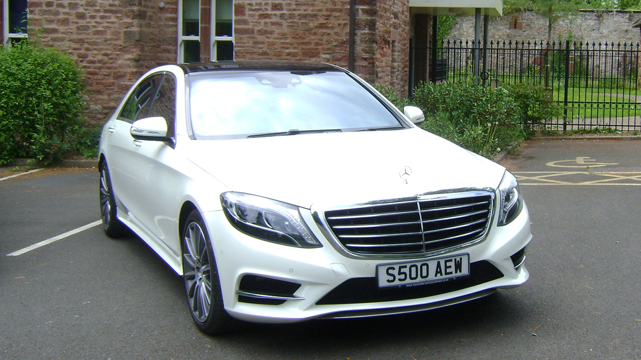 Mercedes S500 LWB