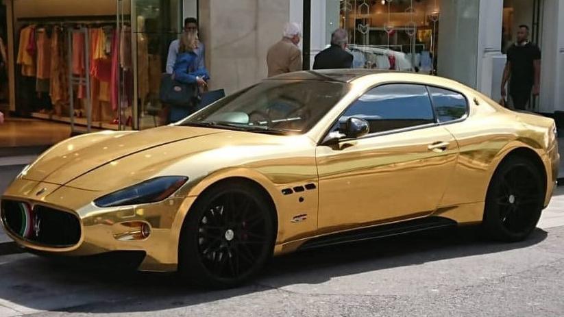 Maserati GranTurismo 'S'