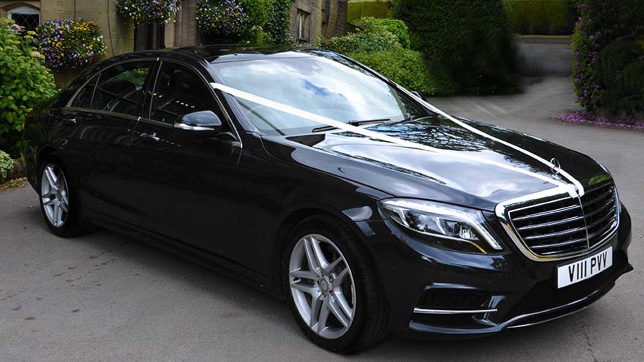 Mercedes 'S' Class LWB