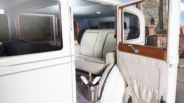 Rolls-Royce 20/25 Limousine Hooper