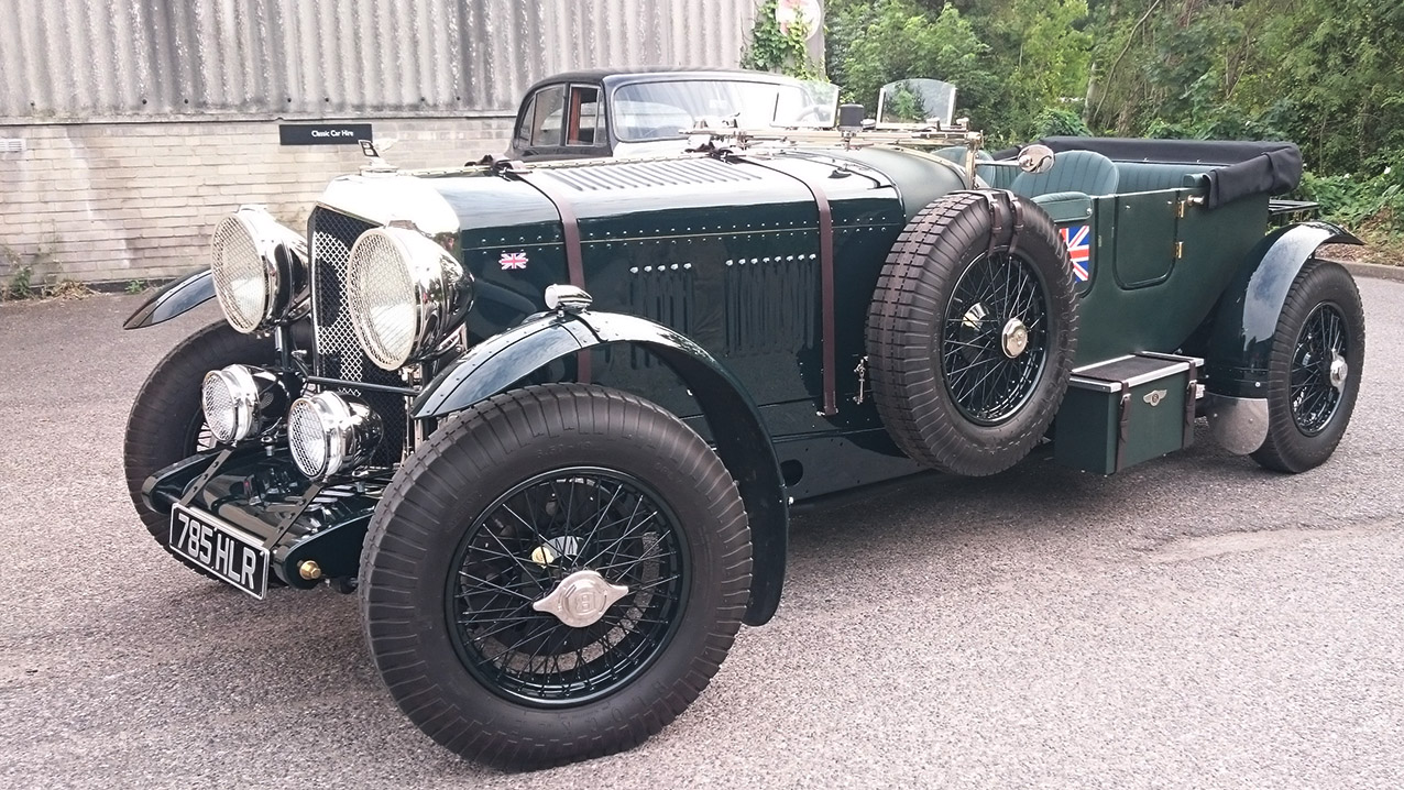 Bentley Forty Special