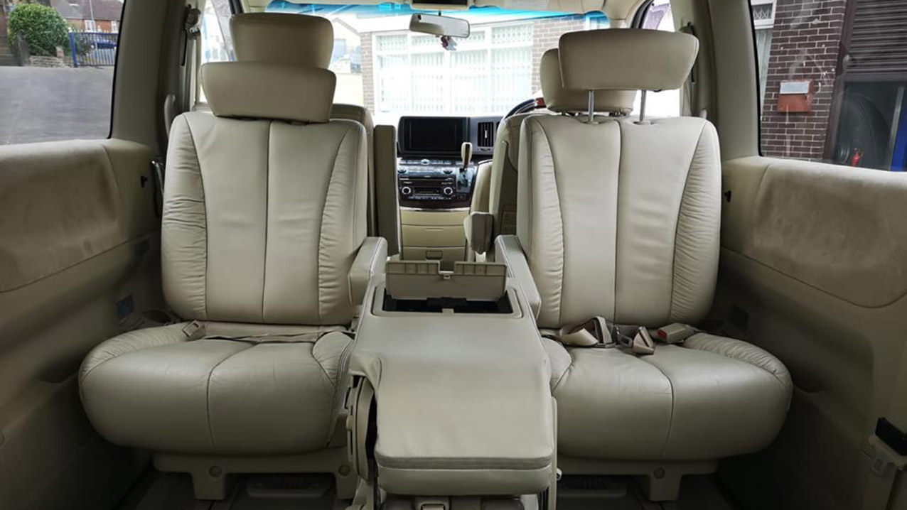Nissan Elgrand XL